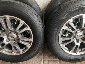 Ford F-150 2019 wheels and tires Hankook 265/60/18 for Sale in Hialeah Gardens, FL