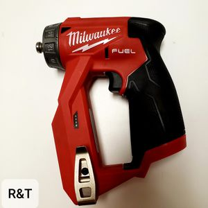 Milwaukee m12 installation gun TOOL ONLY for Sale in Fullerton, CA