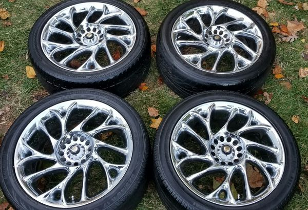 4 17 in 4x114.3. Enkei 6x114.3 wheels rims and tires