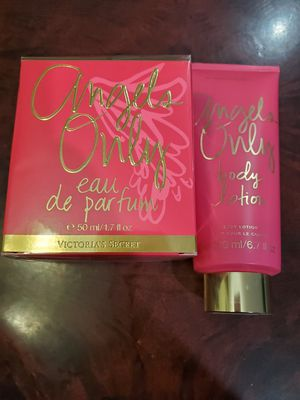Victoria's secret angels only perfume and lotion for Sale in Compton, CA