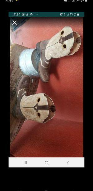 Mens Cowboy boots for Sale in El Paso, TX