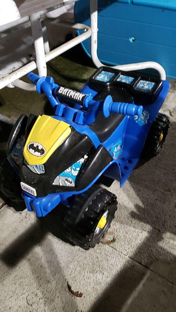 Batman 4x4