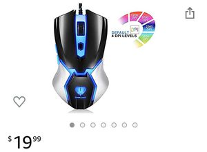 Gaming Computer Mouse for Sale in Dallas, TX