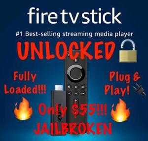 Fire TV Sticks 🔓 for Sale in Warwick, RI