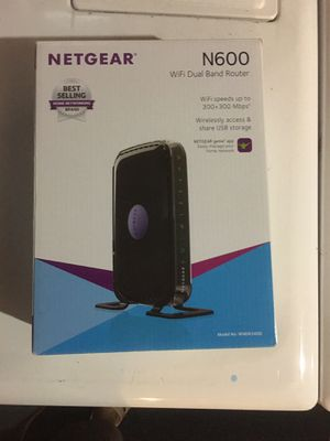 Netgear WiFi Dual Router for Sale in Aurora, CO