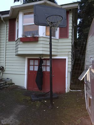 Basketball Hoop Stand for Sale in Shoreline, WA