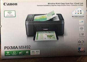 New Canon Wireless Printer- Comes with Ink! for Sale in Scottsdale, AZ
