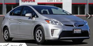 Certified Pre-Owned 2015 Toyota Prius Hatchback Lemon Grove for Sale in San Diego, CA
