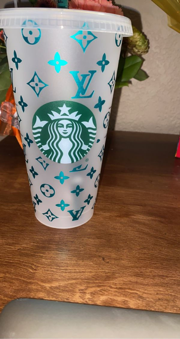 Starbucks customized Cold cup