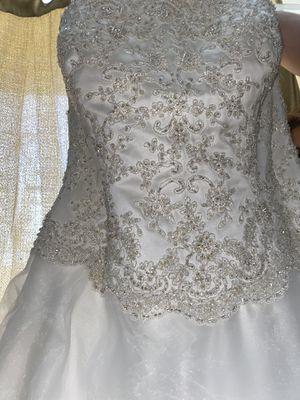 Christian Michele Wedding Dress Size 18 for Sale in Miami, FL