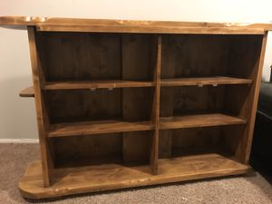 Wood hutch for Sale in Monroe, WA
