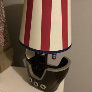 Pírate Table Lamp for Sale in Puyallup, WA