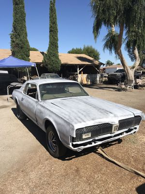 67 cougar project for Sale in Hemet, CA