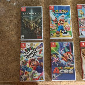 Nintendo Switch Games for Sale in Reno, NV
