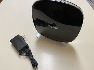 Belkin AC1800 DB WiFi Dual Band Router for Sale in Fort Belvoir, VA