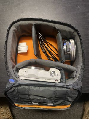 Sony a5100 24.3 MP Camera with Case for Sale in Destin, FL
