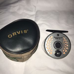 Orvis Battenkill BBS II Fly Fishing Reel W/Case for Sale in Knoxville, TN