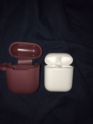 AirPods Gen 1 Case with Sleeve for Sale in San Jose, CA