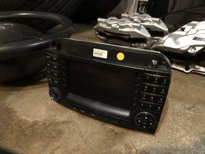 Mercedes Radio Head Unit for Sale in Schaumburg, IL