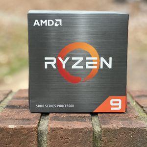 AMD Ryzen 9 5900X 12-core, 24-Thread Unlocked Desktop Processor for Sale in Alexandria, VA