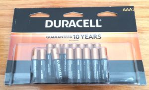 17 Full Duracell Triple A Batteries for Sale in Newport Beach, CA