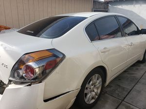 2011 white nissan altima parted out for Sale in Santa Monica, CA