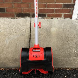 Snow Joe 24 Volt SS10 Cordless Snow Shovel NEW for Sale in Moseley, VA
