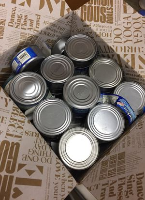 40 cans of expired tuna for Sale in Graham, WA