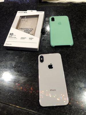 T mobile/Metro iPhone X for Sale in Fuquay-Varina, NC