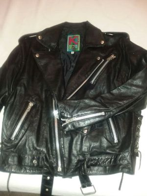 Leather jacket for Sale in Durham, NC