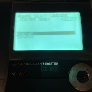 Cash Register Brand Casio Brand New In Box for Sale in Country Club Hills, IL