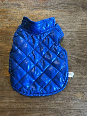 Pet jacket Measurements are also in the pictures for Sale in Everett, WA