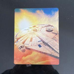 Star Wars Solo Steelbook Exclusive 4K for Sale in Mount Prospect, IL