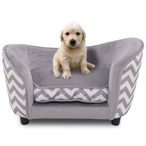 Plush Dog Bed Couch Cushion Small Soft Sofa Chair Puppy Cat Kitty for Sale in Santa Fe, NM