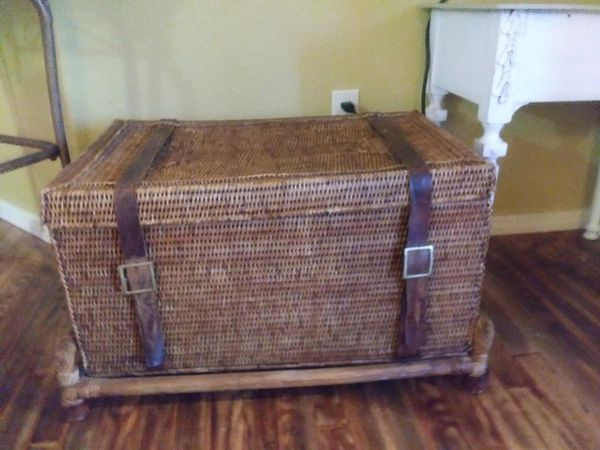 Old Fashion Chest