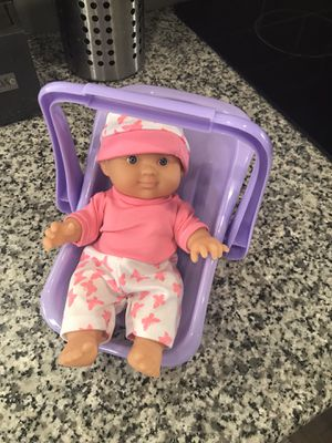 Tiny Baby Doll for Sale in Sunbury, OH