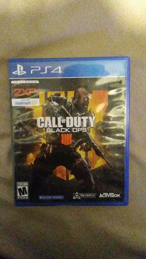 Black ops 4 for Sale in Tolleson, AZ