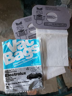 Electrolux Vacuum Bags for Sale in Oakland, CA