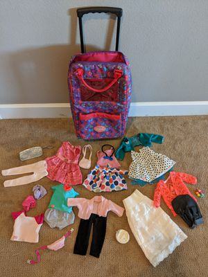 Our Generation Clothes and Storage Case for Sale in Ridgefield, WA