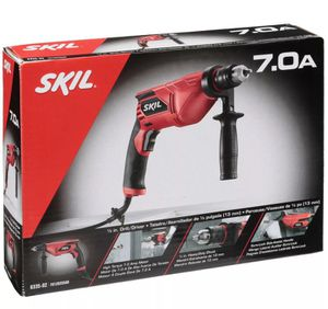 Corded Electric Drill 1/2 Inch Chuck Power Tool Variable Speed Heavy Duty Skil for Sale in Chicago, IL