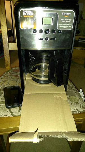 BRAND NEW KRUMPS COFFEE MAKER for Sale in Rockville, MD