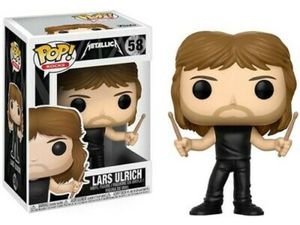 Metallica - FUNKO POP! ROCKS: Metallica - Lars Ulrich [New Toys] Vinyl Figure for Sale in Anaheim, CA