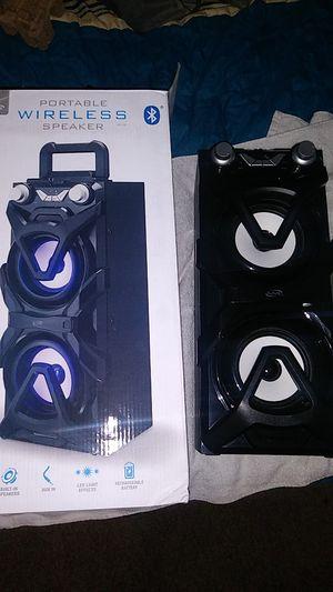 iLive portable wireless Bluetooth speaker for Sale in Orlando, FL