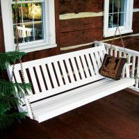 Brand new still in the box porch swing 6 ft lime green color. for Sale in Aurora, IL