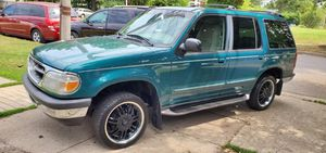 1998 FORD EXPLORER 5 SPEED MANUAL for Sale in Joliet, IL