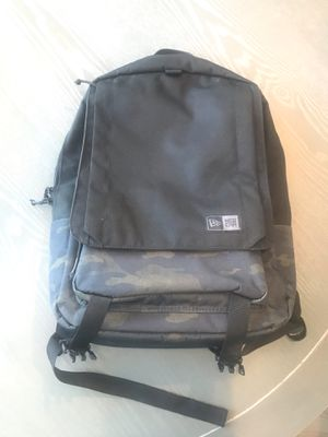 New Era Camo Laptop Backpack for Sale in Bellevue, WA