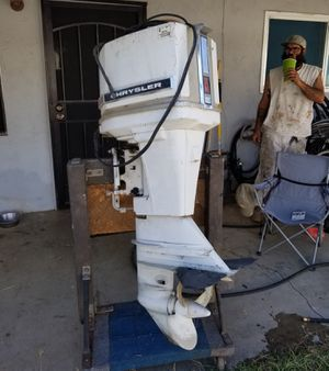 Outboard boat motor 85 magna power for Sale in San Diego, CA