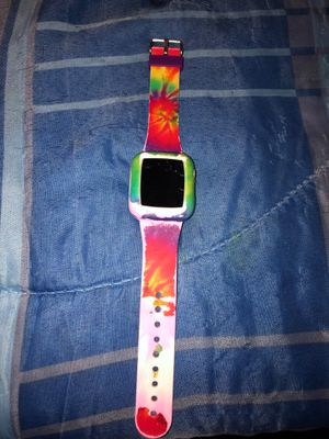 Apple Watch with case and all for Sale in Petersburg, VA