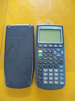 TI 83 calculator for Sale in West Linn, OR