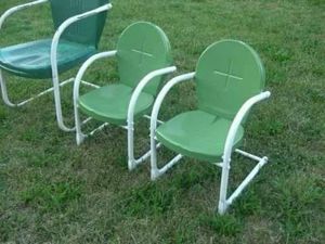 Retro child's chair $25.00 each for Sale in Bunker Hill, WV